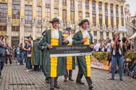 Уикенд в Брюксел и Амстердам –  Посещение на столиците на Кралство Белгия и Обединено Кралство Нидерландия