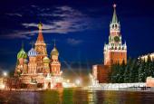 Опознай Русия - Санкт Петербург, Москва и Байкал - Полет от София