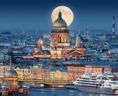 Санкт Петербург и круиз Талин – Стокхолм-  Хелзинки