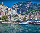 Южна Италия- Неапол, Соренто, Капри, Амалфи, Помпей