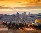Нова година в Израел и Йордания