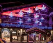 """Луксозна почивка в Куршевел- хотел  """"Grandes Alpes 5 *"""""""