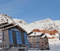 На ски във VAL THORENS - луксозна ски почивка в хотел Altapura 5*