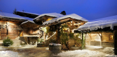 На ски в Межев,Франция - луксозна ски почивка в хотел les Fermes de Marie 5*