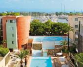 ФРЕНСКА РИВИЕРА-Antibes-хотел Residence Premium Port Prestige