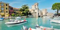 Едноседмична  почивка на италианските езера, Лаго ди Гарда в Пояно,