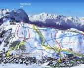 На ски в  Ле дьо Алп (Les 2 Alpes),Франция/ 2-те Алпи 2019/ 2020