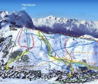 На ски в  Ле Дьоз Алп / На ски в Двете Алпи (Les 2 Alpes),Франция/ 2-те Алпи