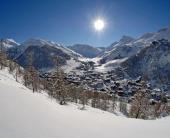 На ски във Вал д'Изер (Val d`Isere), Франция 2019/2020