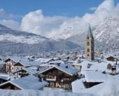 На ски в Бормио, Италия