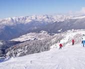 На ски в Фолгария, Италия