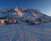 На ски в Пасо дел Тонале, Италия 2018/2019