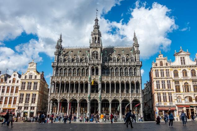Нова Година в Брюксел (Белгия) - сърцето на Европа