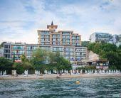 Тива дел Мар (бивш Цезар Палас), Свети Влас - Топ оферта за начало на лято 2021 - Настаняване на първа линия супер хотел